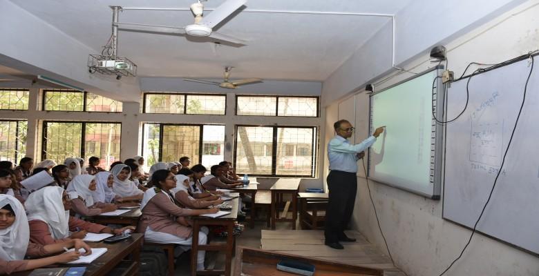 BNMPC Class Room