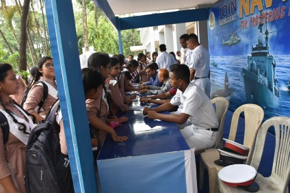 Orientation Program. Organised by Bangladesh Navy